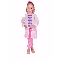 Disfraz Doctora Juguetes Talles 0 Al 2 Disney