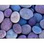 Piedra Plato Deco Jardin Bolsa De 50 Kg. Envios Y Colocacion