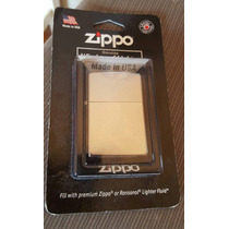 Encendedor Zippo Plateado Grabado C/nombre Dia Del Padre