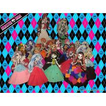 Centros De Mesa Monster High Princesas Minnie Sofia Y Mas ..