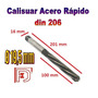 Calisuar Helicoidal A/r Cilindrico 19,5 Mm