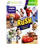 Kinect Rush Disney Pixar - Juego Xbox 360 Box Original Ntsc