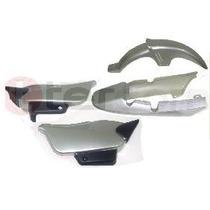 Kit De Plasticos Zanella Rx 150 Gris X 4 - 13082
