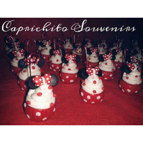 Souvenirs Minnie Cupcake X 10 Unidades