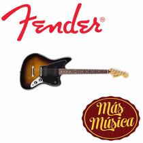 Guitarra Fender Jaguar B90 Blacktop Mexico 014-8800-503