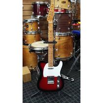 Guitarra Eléctrica Sx Telecaster 50 2 Tone Sunburst C/ Funda