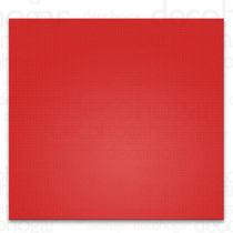 Revestimiento Porcelanato Brilloso Piso Pared Malibú Rojo