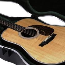 Skb 8 Estuche Rígido Para Guitarra Acustica.