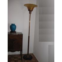 Lámpara De Pié Art Decó - Año 1936
