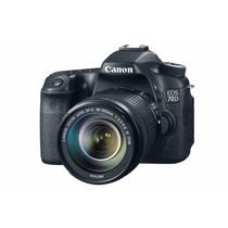 Canon Eos 70d Kit 18-135