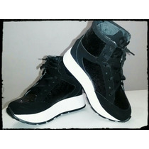 Zapatillas Plataforma Sneakers.