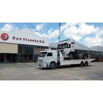 Camion Vw 17-210 Balancin(camilla 20tn 9.50 Mtrs )