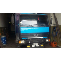Mercedez Benz 1214c Furgon Md 1998