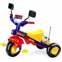 Triciclo Cross Con Espejos Nene Rondi Bebecity