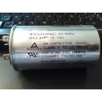 Capacitor Samsung Orig Aire Acondicionado 30 Mf 2501-001236