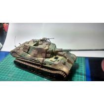 1/35 King Tiger Armado Y Pintado