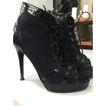 Lote De 3 Pares De Zapatos Ricky Sarkany 38