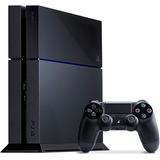 Consola Playstation 4 Ps4 500gb Joystick + Juego Garantía