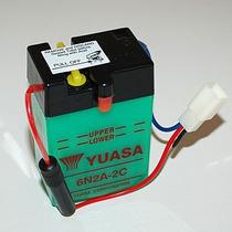 Bateria Yuasa Original Honda Dax St70 Importada Unica 6v