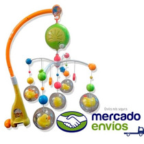 Movil Cunero Musical, Melodias. Cunas-practicunas Infantoys