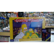 Juego The Simpsons La Guerra De Los Sexos Toyco