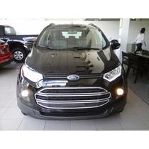 Ford Ecosport $115.000 Y Cuotas Plan Nacional 2016!!