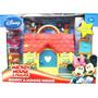 Casa De Mickey Mouse Y Sus Amigos Con Muebles