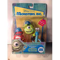 Muñecos Monster Inc. Disney Pixar Envio Sin Cargo Caba