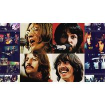 Beatles- 70x40 Cm Mas Envio Gratis Caba !!