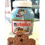 Bombon De Nutella Chocolate Cobertura Leche Fenix. Souvenirs