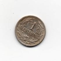 Moneda 1 Centavo Uruguay 1901