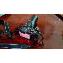 Vendo Camara Nikon P520 Urgente
