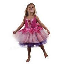 Disfraz Barbie Bailarina Xml 9040 9041 9042