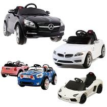 Auto A Bateria Mercedes Benz Mini Cooper - Audi - Bmw Chicos