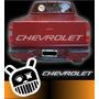 Calco Porton Chevrolet S-10 Y Otras.