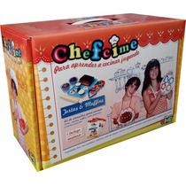 Cocina Juego Fabrica Tortas Muffins Original Cime Tv Microce