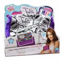 Disney Violetta Cartera Para Pintar Original