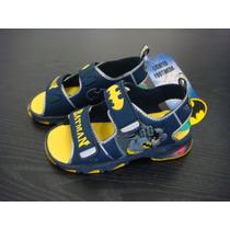 Zapatillas Batman Con Luz Originales Warner Bros Traídas Usa