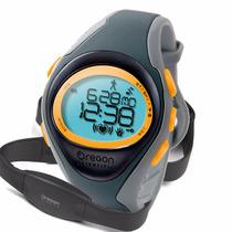 Reloj Oregon Se102l Pulsometro Touch Calorias 50m Wr