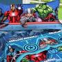 Sabanas Avengers - Vengadores - Piñata Originales-