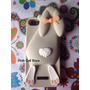 Funda Silicona 3d Conejo Iphone 5 / 5s / 5g