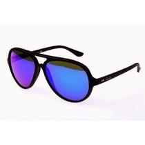 Anteojos Gafas Ray Ban Modelo Cats5000 Rb 4125 601/17 40%off