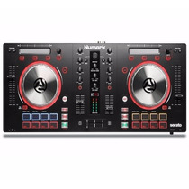 Controlador Numark Mixtrack Pro3 Mixer Virtual Dj Serato Cjf