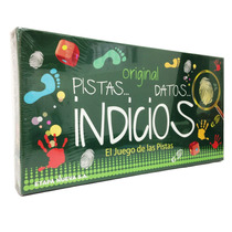 Indicios El Juego De Las Pistas Original