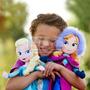 2 Muñecas Peluche Frozen Anna Y Elsa Enormes Original Disney