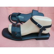 Sandalia Nº 38 Fancy Fashion Nueva 1001zapatos