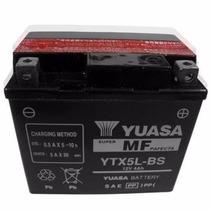 Bateria Yuasa Ytx5l-bs Cg 150 C.c. Wagner Hermanos