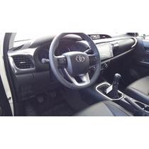 Toyota Hilux 4x2 2.8 Tdi Srv Pack Cuero Cabina Doble
