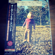 The Allman Brothers Band - Brothers And Sisters 4 Cds Japan
