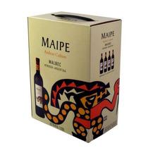 Bag In Box Maipe Malbec By Chakana Wines 3 Lts Dir De Bodega